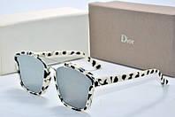 Солнцезащитные очки Dior Abstract зеркальные