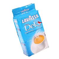 Кофе молотый Lavazza Dek без кофеина (разгерметизированный) 250 гр