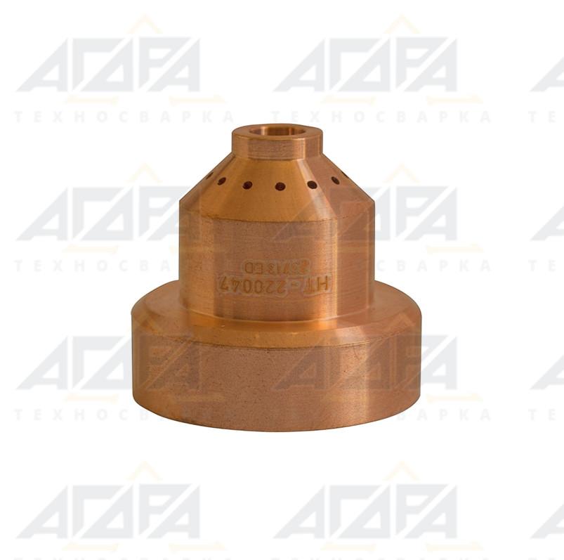 Колпак/Shield 220047, мех. для Hypertherm Powermax 1000/1250/1650 оригинал (OEM)