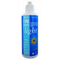 Раствор для контактных линз ALL In One Light SAUFLON 100 ml