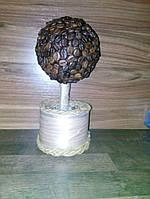 Кофейное дерево счастья (ручная работа)