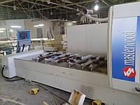Обрабатывающий центр Masterwood Project 315 б/у 06г.: фрезерование, сверловка, пазование