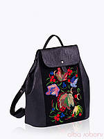 Стильный женский рюкзак Alba soboni в этно-стиле