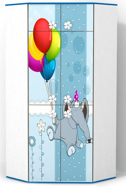 Шкаф угловой Elephant/Слоник