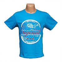 Мужская футболка низкие цены большие размеры Турция H4816-4