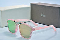 Солнцезащитные очки Dior Abstract розовые, фото 1