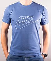 """Стильная мужская футболка """"NIKE"""" качественная"""