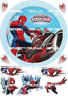 Человек паук 001
