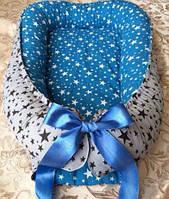 Позиционер для малышей, babynest, гнездышко