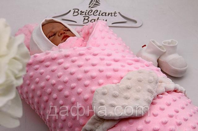 Конверты для новорожденных на зиму