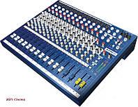 Soundcraft EPM12 - Аналоговый микшерный пульт