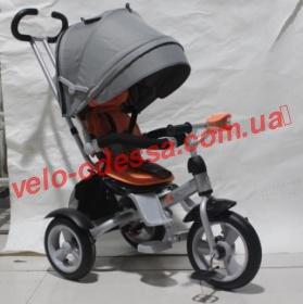 Детский трехколесный велосипед Кроссер Азимут T- 503 AIR