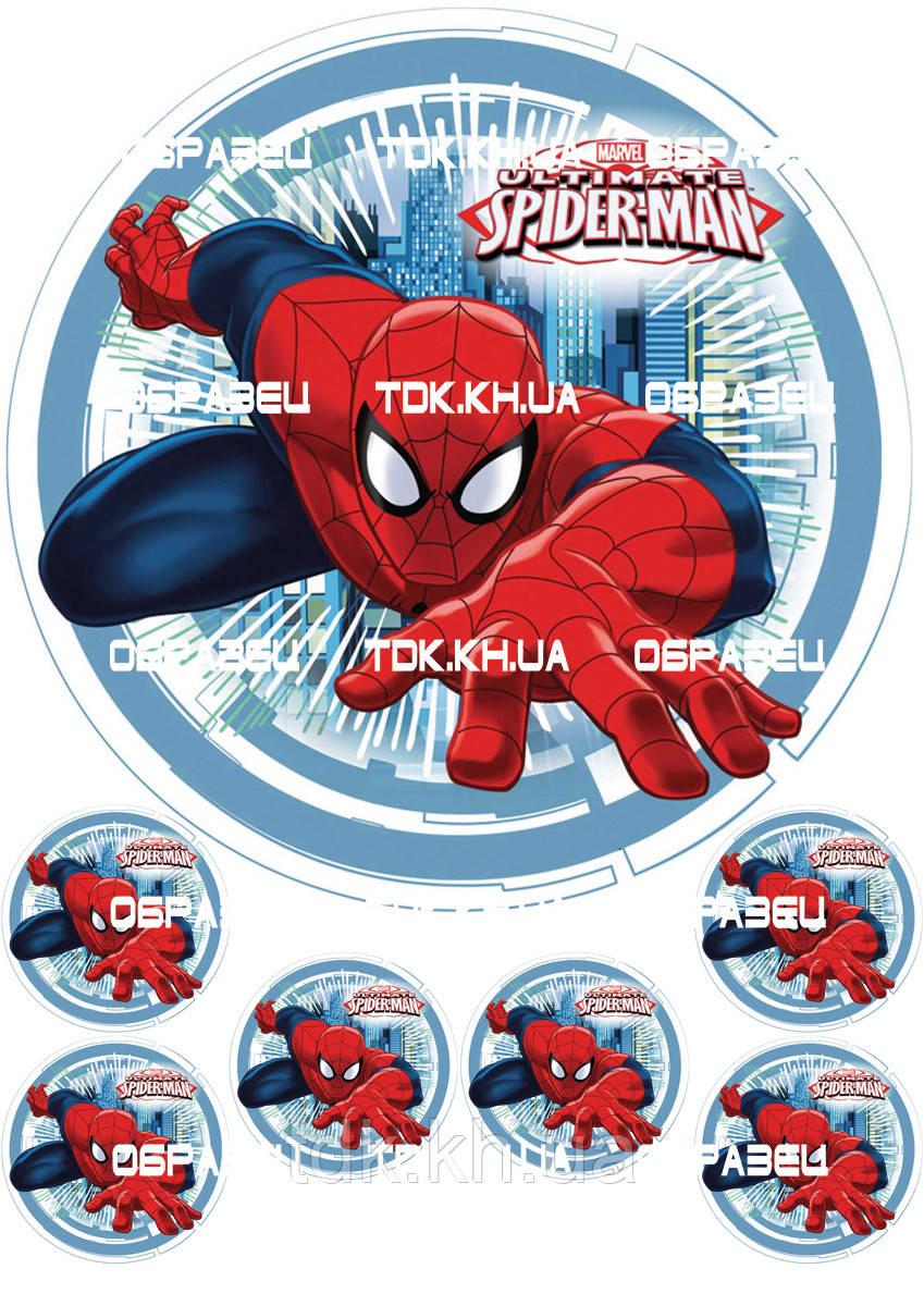 Человек паук 003