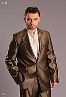 Костюм мужской West fashion (оливковый)