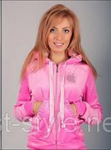 Женский спортивный костюм из плюша (Турция); разм 42, 44, 46,48, 2 цвета