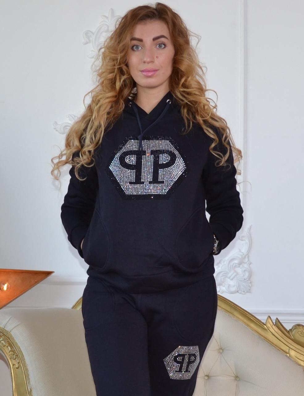 Женский турецкий спортивный костюм из трикотажа на флисе,  разм 42,44,46,48