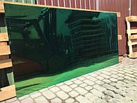 Лист нержавіючої сталі зелений булат