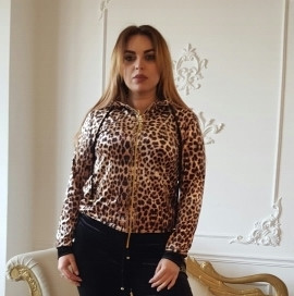Велюровый женский спортивный турецкий костюм EZE купить большие размеры 52,54,56,58