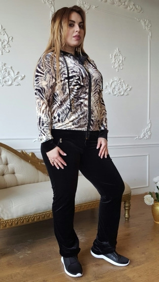 832ef4c4 Велюровый женский турецкий спортивный костюм