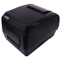 Принтер этикеток OCBP-004A термотрансферный USB
