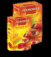 Черный цейлонский крупнолистовой чай Alokozay – BOP1 100 гр
