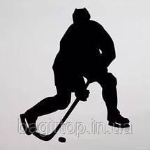 Виниловая наклейка - Хоккей (11) (от 15х15 см)