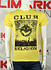 Valimark 2017 мужская футболка белая club religion код 17302