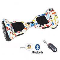 Гироборд ProLogix ProfiBoard 10 with Led, Bluetooth, RC, Bag, Scrawl (BS-K10/BRC-Scrawl)