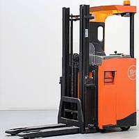 Ричтрак электрический BT SRE135, 1,35 тонны. Надёжный ричтрак, Демо версия - складская техника с выставки.