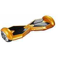 """Гироборд Prologix Base-X 6.5"""" золото (BS-K65B-Gold)"""