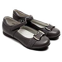 Туфли Шалунишка для девочки, школьные, размер 31-36