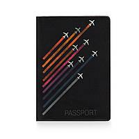 """Прикольная обложка для паспорта """"Вылет"""""""