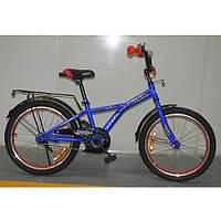 Велосипед двухколёсный  20 дюймов Profi  Racer G2033***