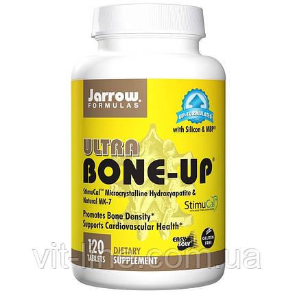 Jarrow Formulas, Ultra Bone-Up, 120 быстрорастворимых таблеток для укрепления костей, фото 2