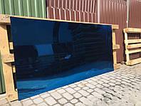 Лист нержавіючої сталі синій булат 0,4мм, фото 1