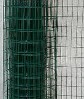 Сетка сварная ПВХ 100х50х1,8/2,5 мм Euro Fence