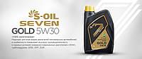 S-OIL SEVEN GOLD 5w30 1L