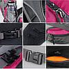 Рюкзак спортивный Mountain pink-yellow+ПОДАРОК (на выбор), фото 3