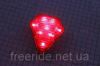 Задняя фара , мигалка с лазерной подсветкой 8диодов JY-3L, фото 2