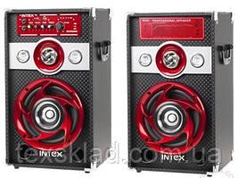 Комплект активной акустики DJ-601USB  (USB/SD/FM)