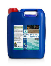 PG-46 Коагулянт активный для очищения воды, 10 л