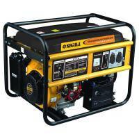 Генератор бензиновый Sigma 6.0/6.5кВт 4-х тактный электрозапуск (5710341)