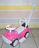 Детская Машинка каталка ОРИОНЧИК 856 ТМ Орион с ручкой