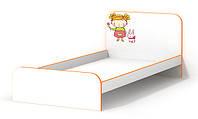 Кровать Мандаринка без бортика