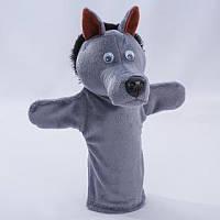 "Игрушка-перчатка ""Волк"" 00600"