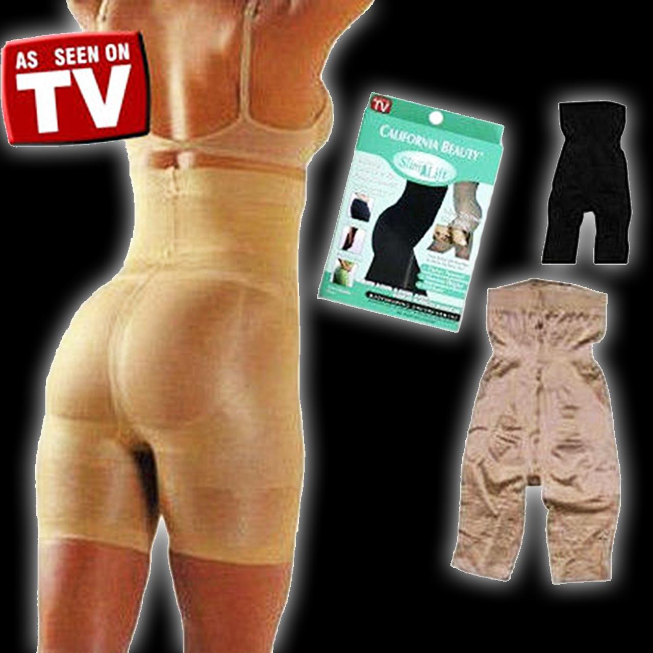 Утягивающее белье шорты California Beauty Slim N Lift коррекция фигуры - Интернет-магазин sevenMART  в Одессе
