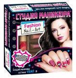 Набор дизайна ногтей в стиле Vamp 5650, 14100161Р ТМ Ранок