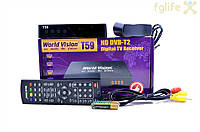 World Vision T59 цифровой эфирный DVB-T2