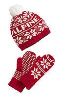 Комплект шапка + перчатки Cellbes, Безразмерная