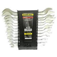 Ключи рожковые Sigma 12шт 6-32мм CrV satine (6010331)